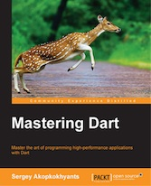 Cover: Mastering Dart